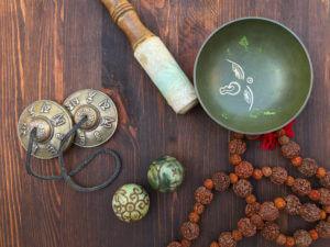 Tibetan Altar objects