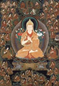 Butön Rinchen Drup (1290–1364) has been the role model for many of Tibet's greatest masters