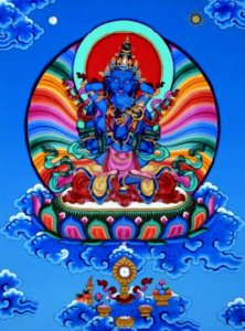 Vajradhara Tibetan Buddhism