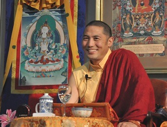 Kilung Rinpoche Profile