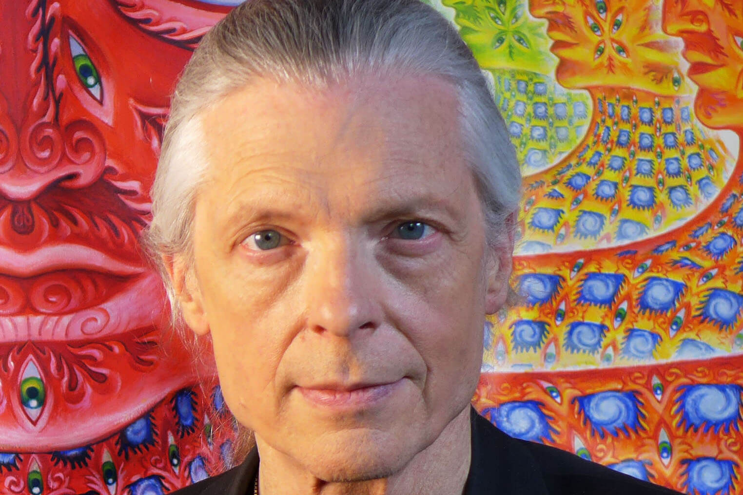 Alex Grey's Artist's Prayer in The Mission of Art