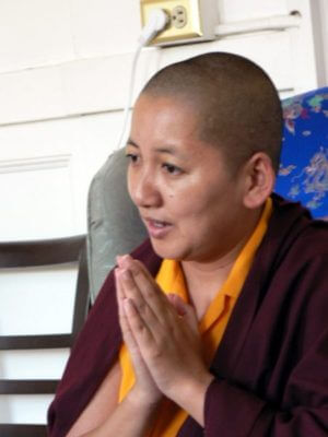 Retreat with Khandro Rinpoche