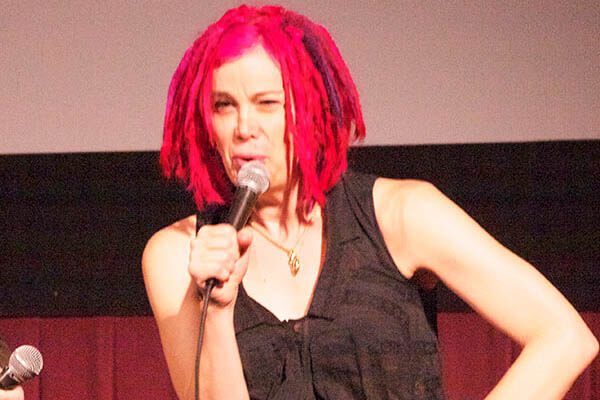 "Lana Wachowski, Writer/Director of ""The Matrix,"" Interviews Ken Wilber about Brief History"