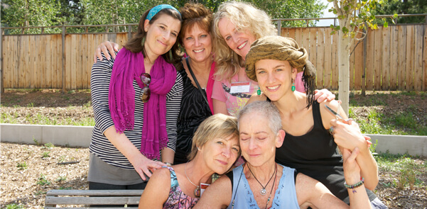 Courageous Women, Fearless Living Cancer Retreat: Colorado