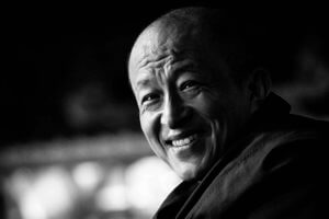 Dzongsar Khyentse Rinpoche in London