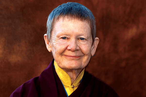 Happy Birthday Pema Chödrön!