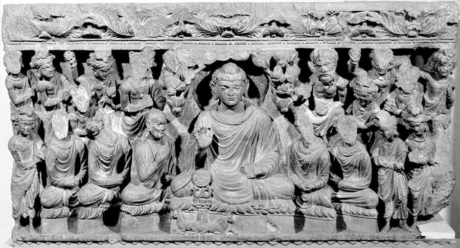 The Buddha's First Teaching