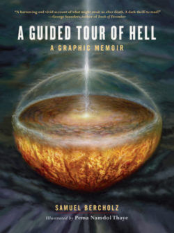 A Guided Tour of Hell Art Exhibit