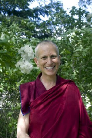 """Right Speech in an Age of Fake News,"" A Public Talk with Venerable Thubten Chodron"