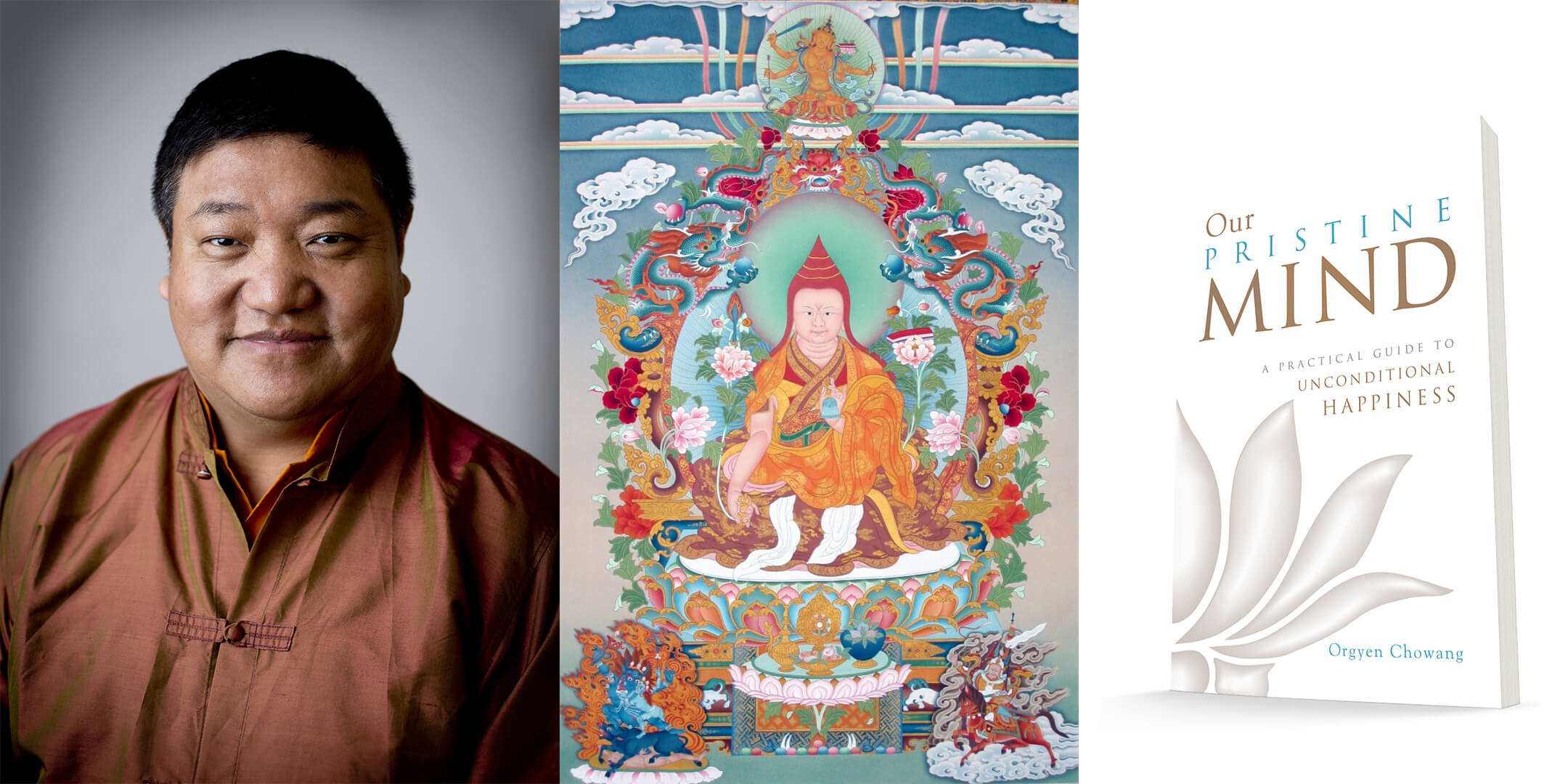 Padmasambhava's Seven-Line Prayer as a Path to Uncovering Our Pristine Mind