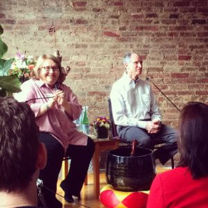 New York Insight – Staying Balanced in Challenging Times – with Joseph Goldstein & Sharon Salzberg