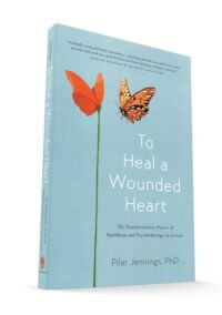 To Heal a Wounded Heart, Author Presentation & Book Signing with Pilar Jennings. PhD