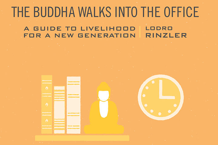 Book Club Discussion | The Buddha Walks into the Office
