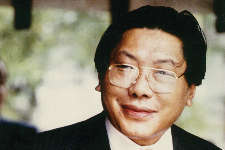 The Boy without a Name or The Boy Who Lives by Himself | An Unfinished Story by Chögyam Trungpa Rinpoche