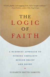 The Logic of Faith: Talk and Book Signing with Elizabeth Mattis Namgyel