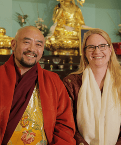 Boundless Heart, Boundless Mind: Tonglen & Wind Energy Retreat with Anyen Rinpoche and Allison Choying Zangmo