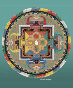 The Mandala Principle Chögyam Trungpa's Teachings on Transforming Confusion into Wisdom Taught by Judith L. Lief
