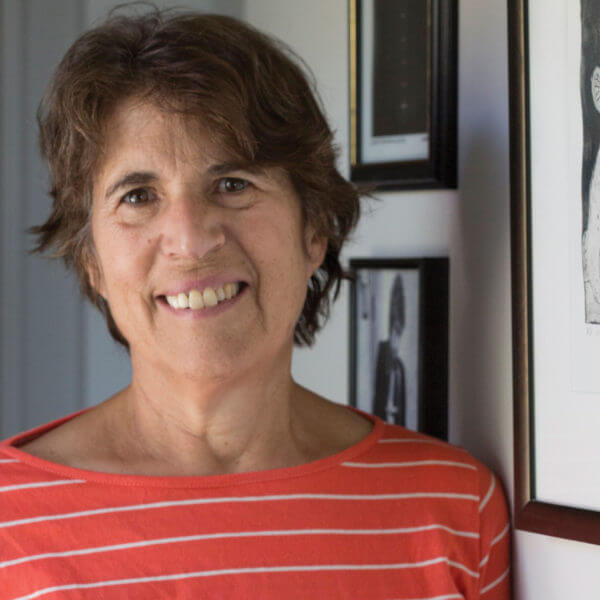 Natalie Goldberg at the Chuckanut Writers Conference in Bellingham, WA