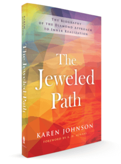 The Jeweled Path with Karen Johnson at East West Bookshop