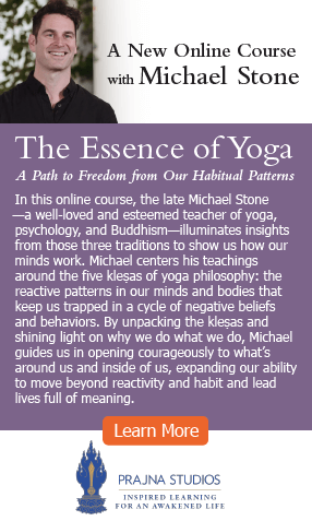 The Essence of Yoga course