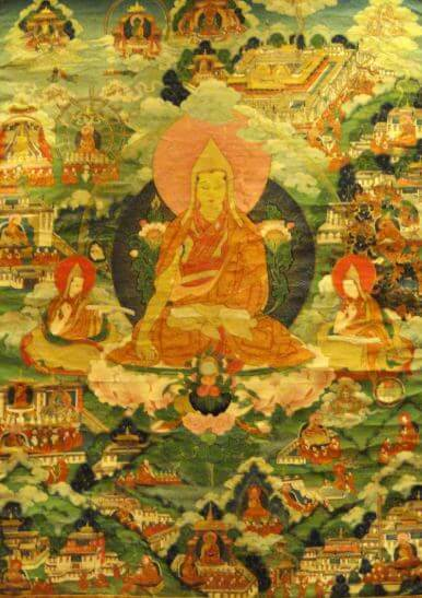 The Life of Tsongkhapa