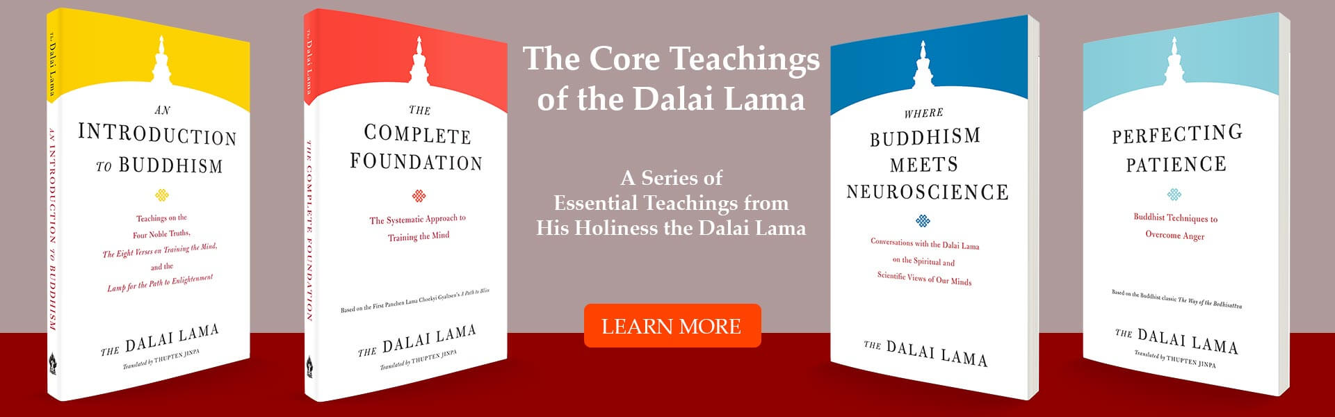 Core Teachings of the Dalai Lama