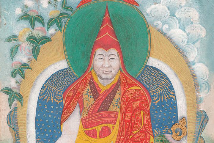 A Biography of Khenpo Ngawang Pelzang (Khenpo Ngaga)