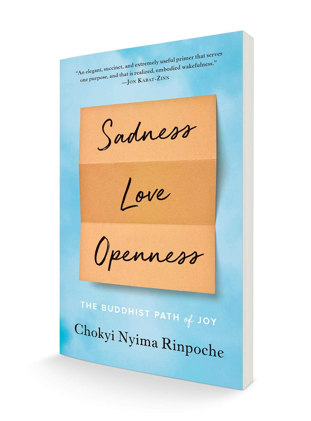Sadness Love Openness