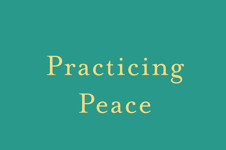 Not Biting the Hook | An Excerpt from Practicing Peace