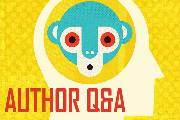 Q&A with Ralph De La Rosa | Author of The Monkey Is the Messenger