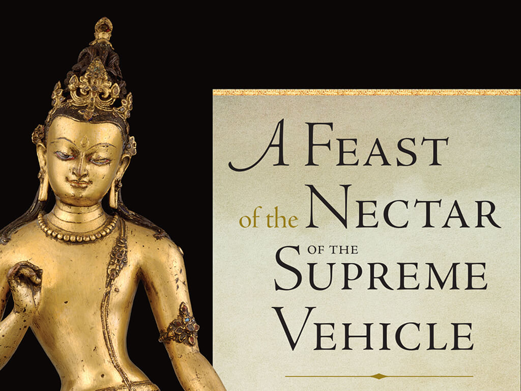 Teaching the Dharma | An Excerpt from A Feast of the Nectar of the Supreme Vehicle