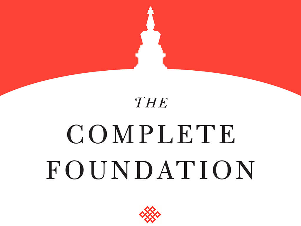 Preparing the Mind | An Excerpt from The Complete Foundation