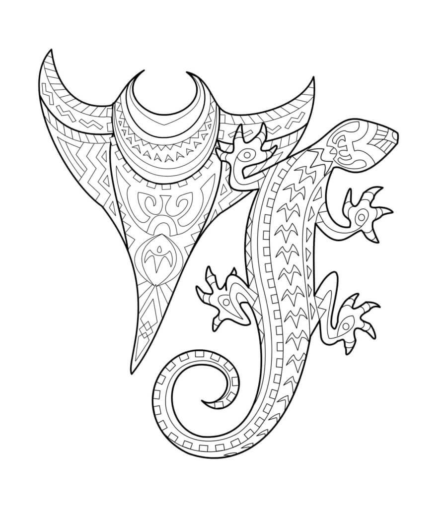 Nga tama o Punga (Polynesian Tattoos)