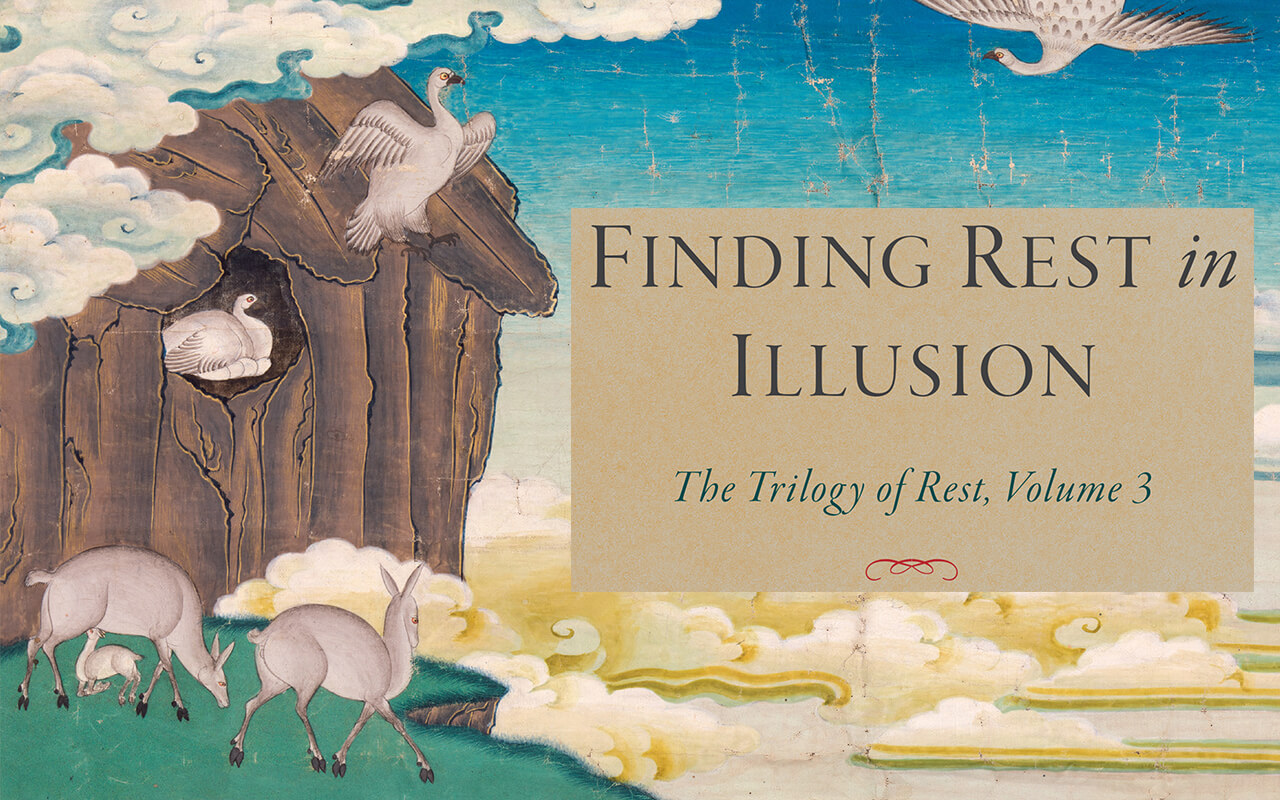 The Second Vajra Point | An Excerpt from Finding Rest in Illusion